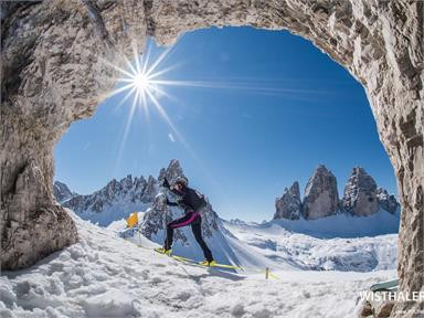 24th Skiraid Tre Cime