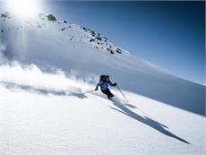 Escursione sci alpinistica sulla Cima Saxner