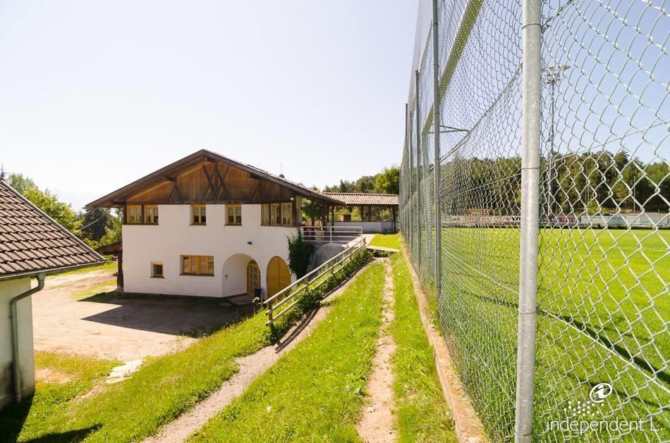 Football ground San Genesio/Jenesien