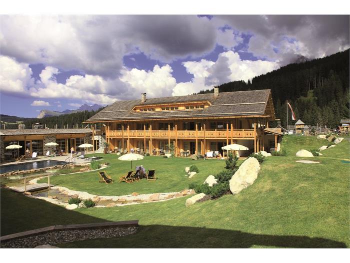 Hotel Tirler d'estate