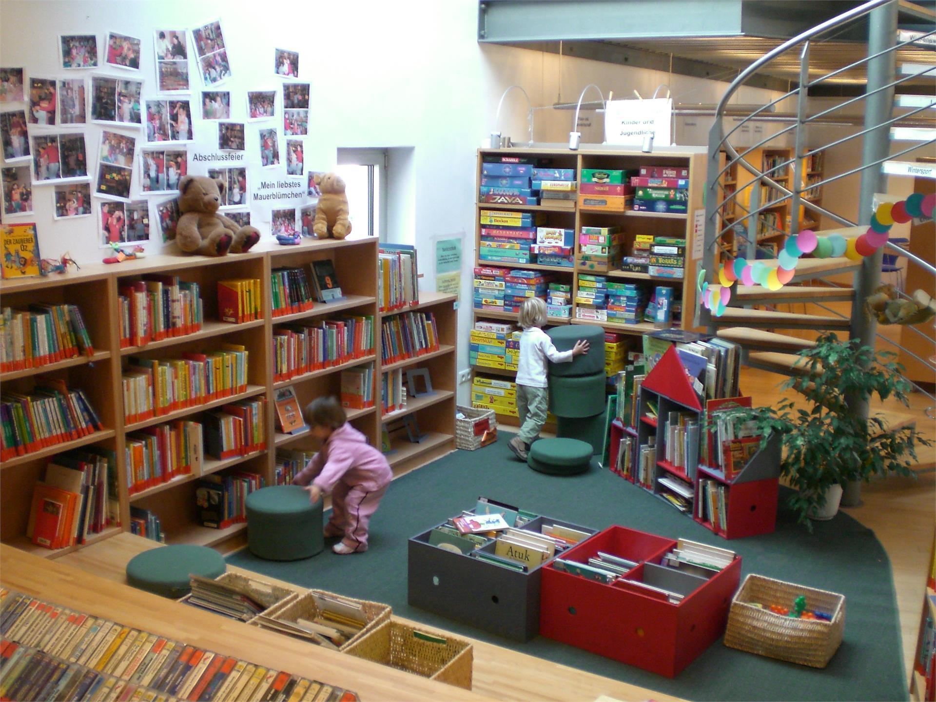 Bibliothek Partschins