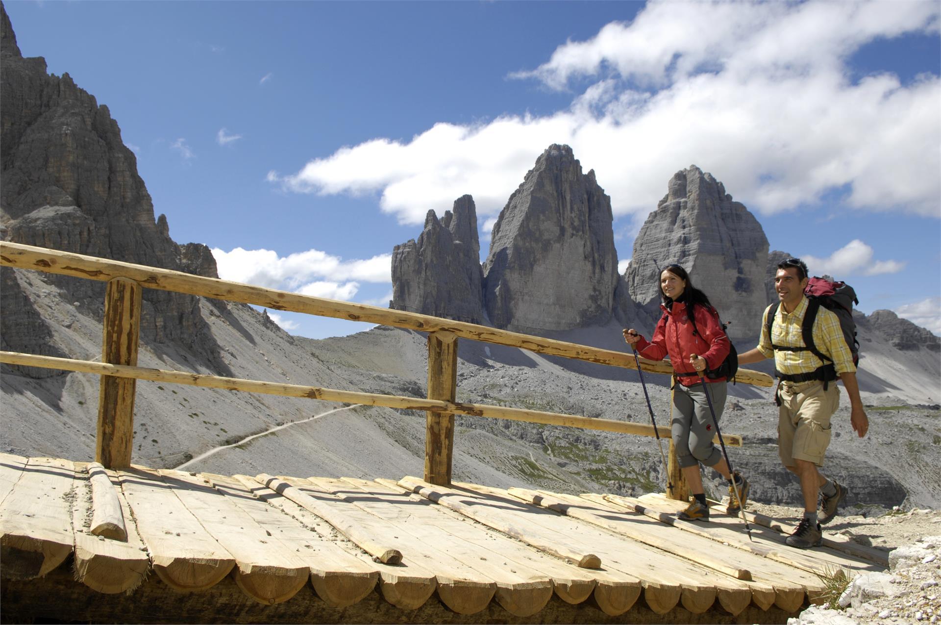 Hike Three Peaks Alta Pusteria