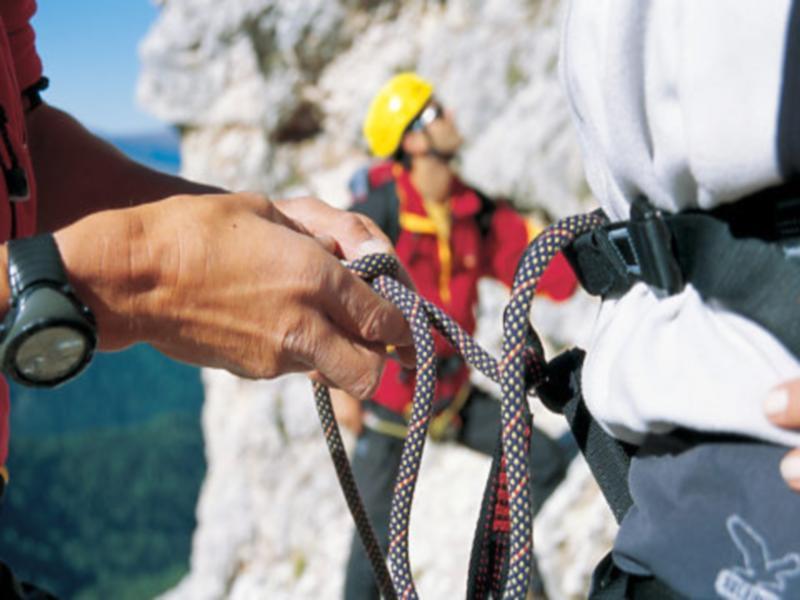 climbing school Schlern/Sciliar