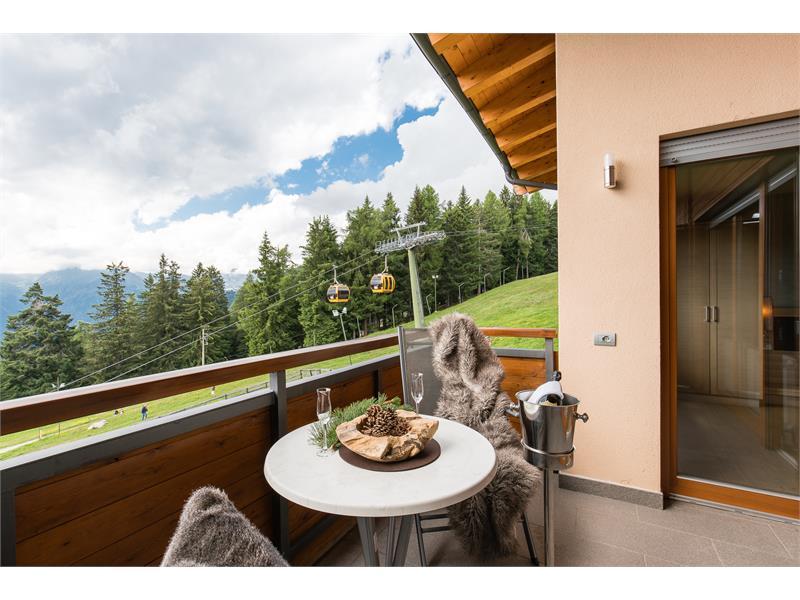 Josef Mountain Resort direkt am Ski- und Wandergebiet Meran 2000