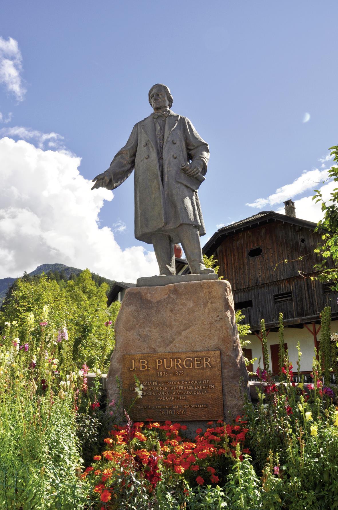 Purger-Denkmal