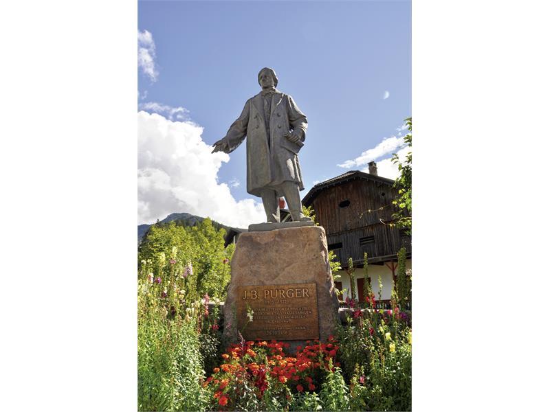 Purger Denkmal