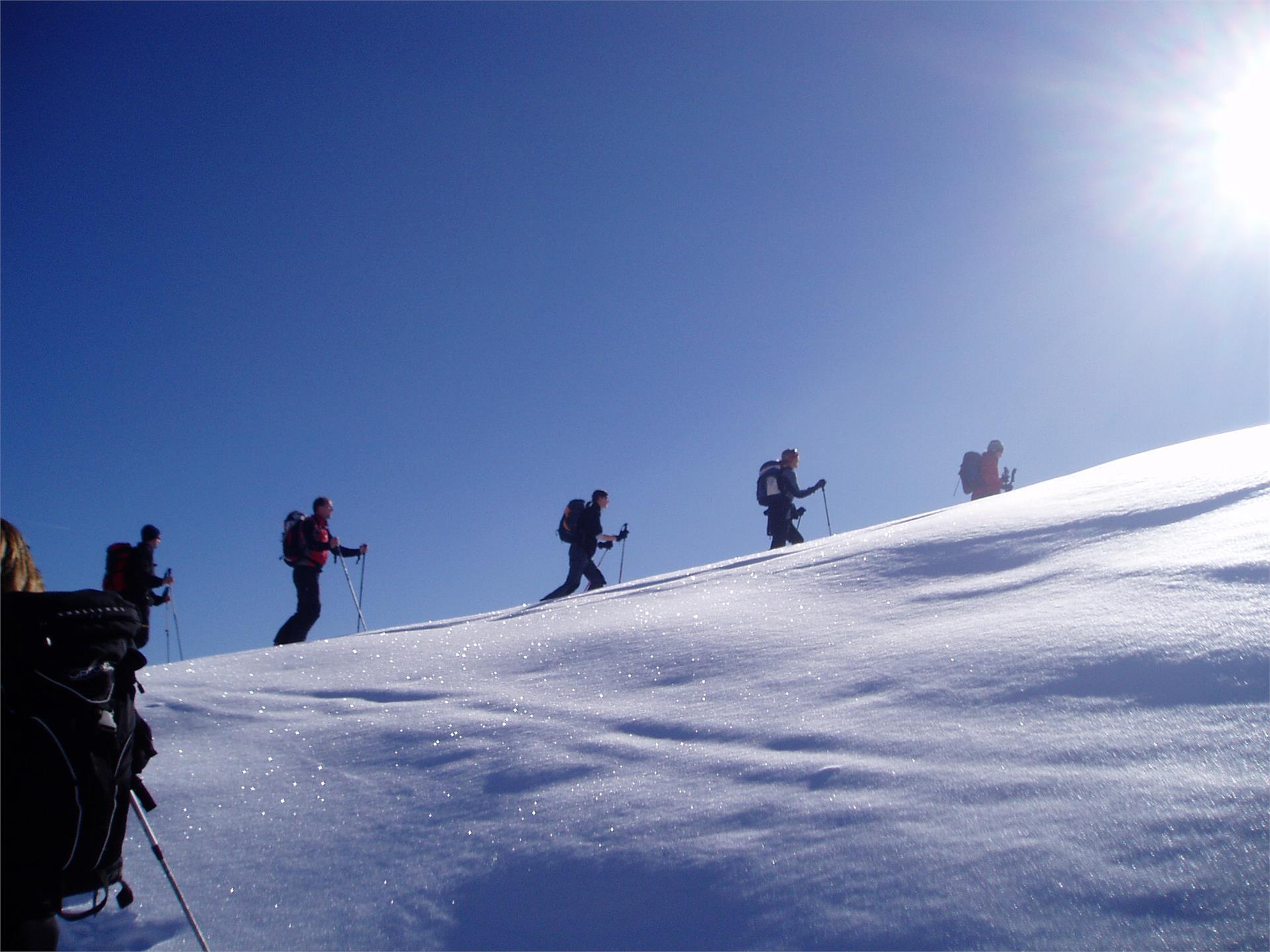 Skitour Cima di Pozzo