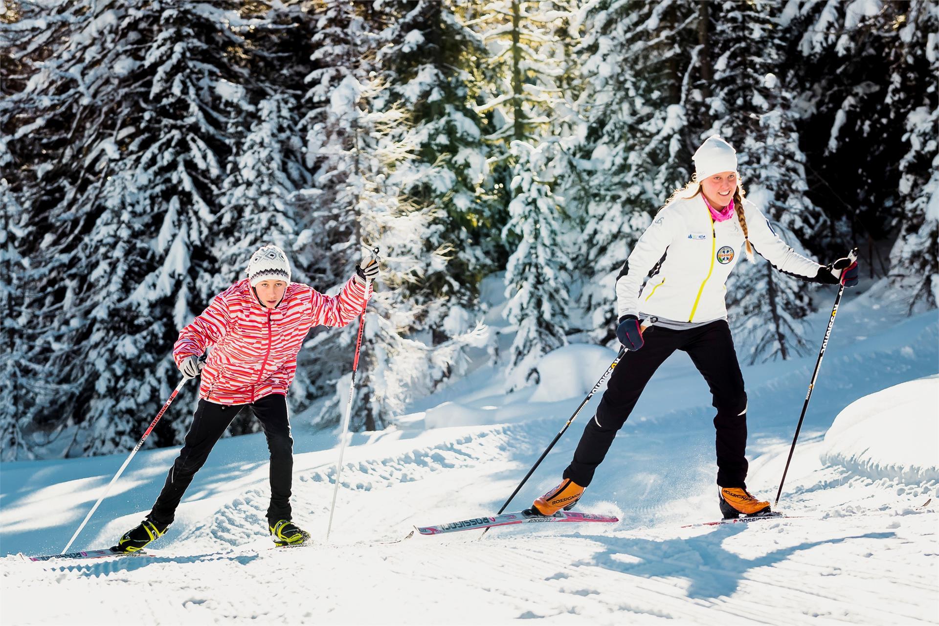 Sci fondo Cortina