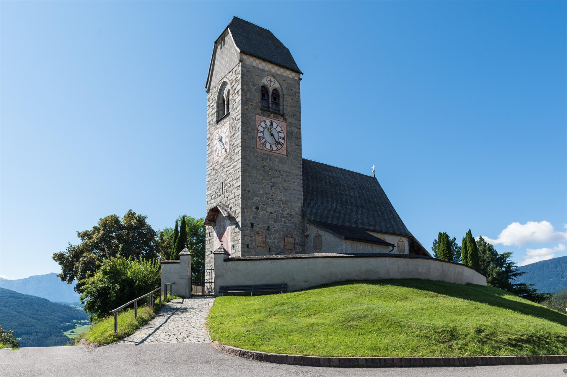 "Little Church ""Holy Valentin"" in Verdignes/Verdings"