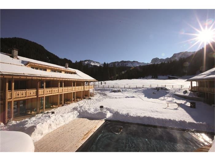 Hotel Tirler im Winter