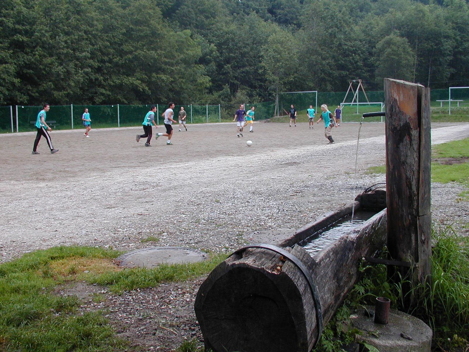 Campo di calcio Valdaora di Sotto