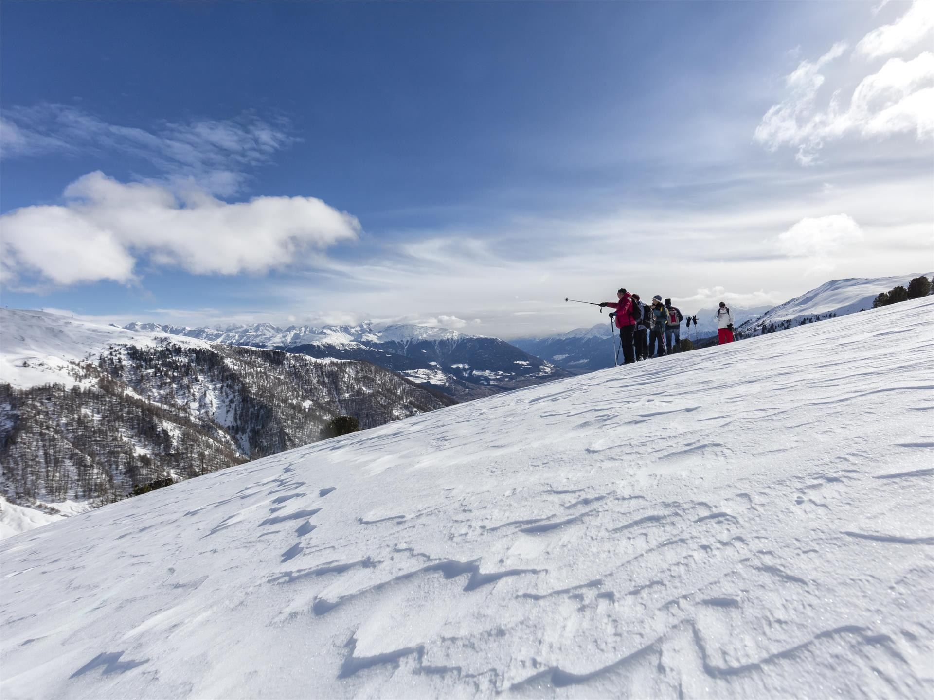 Geführte Schneeschuh- oder Winterwanderung