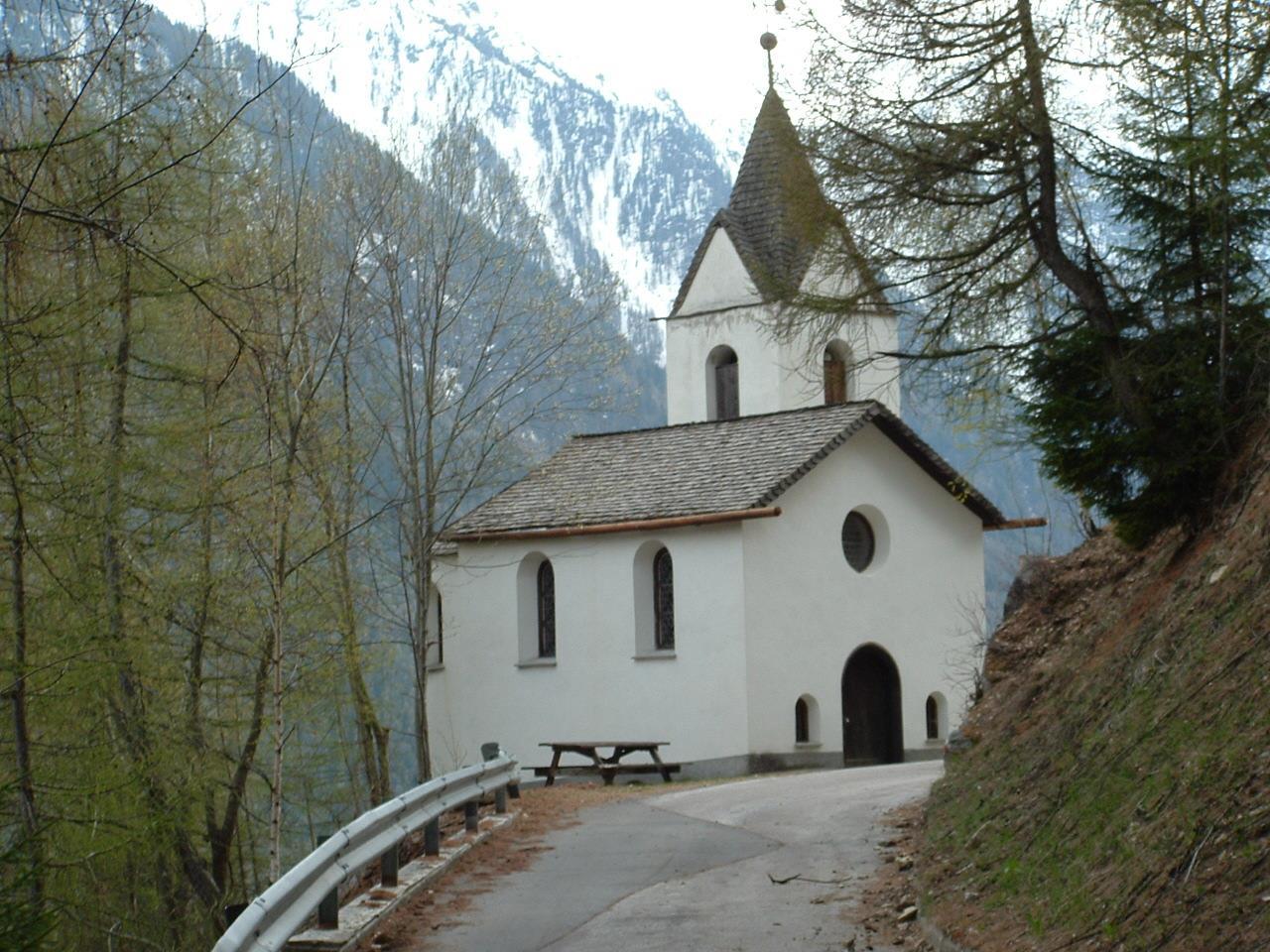 Kapelle von Steinwand