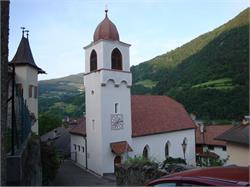 Chiesa della trinità a Colma