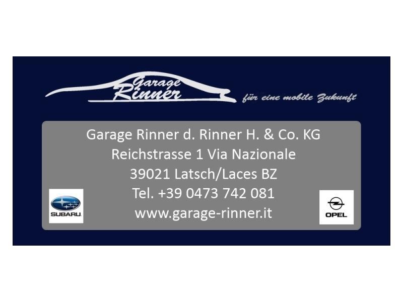 Garage Rinner