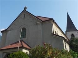 Pfarrkirche St. Sebastian Tscherms