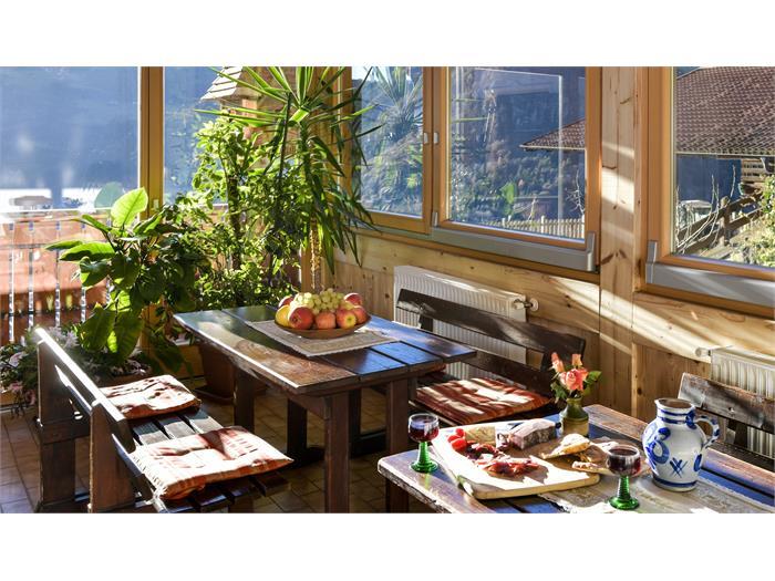 breakfast or living room