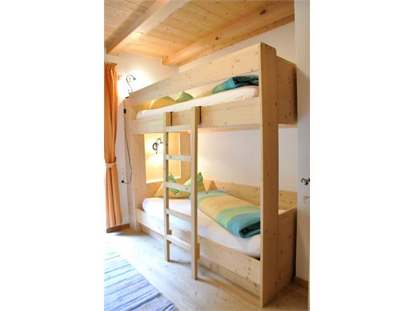 bedroom for children appartement Margerite