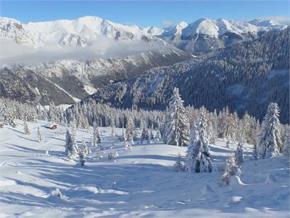 Escursione sci alpinistica sul Monte Piano