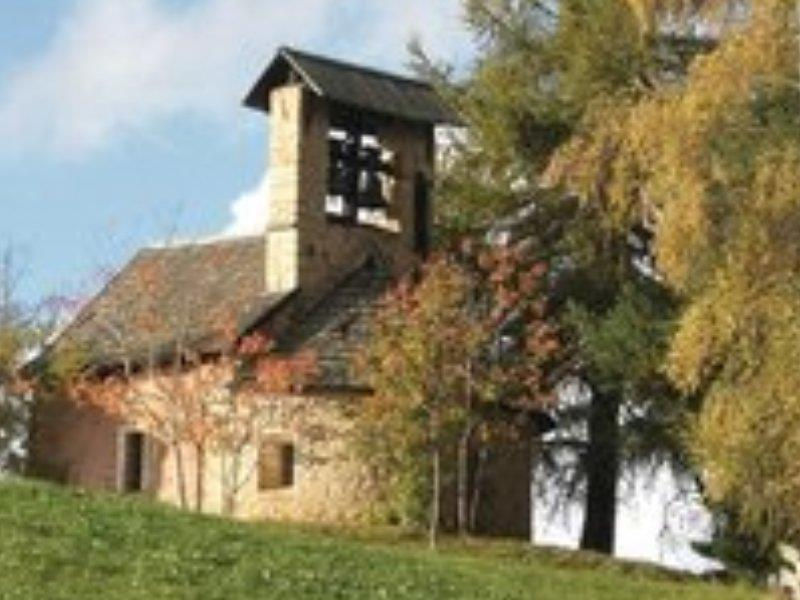 St. Ulrich-Kirchlein in Gschleier