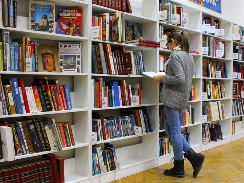 Bibliothek Innichen