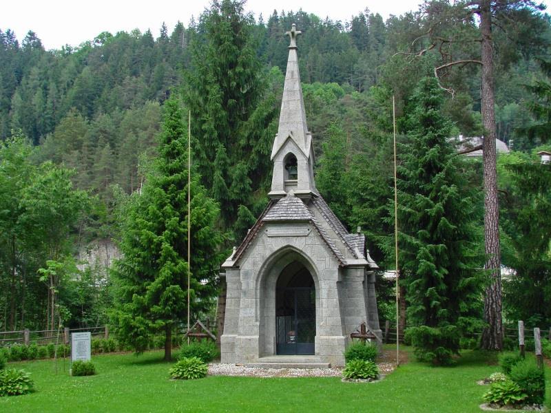 """Fallen heroes memorial """"Klosterwald"""""""