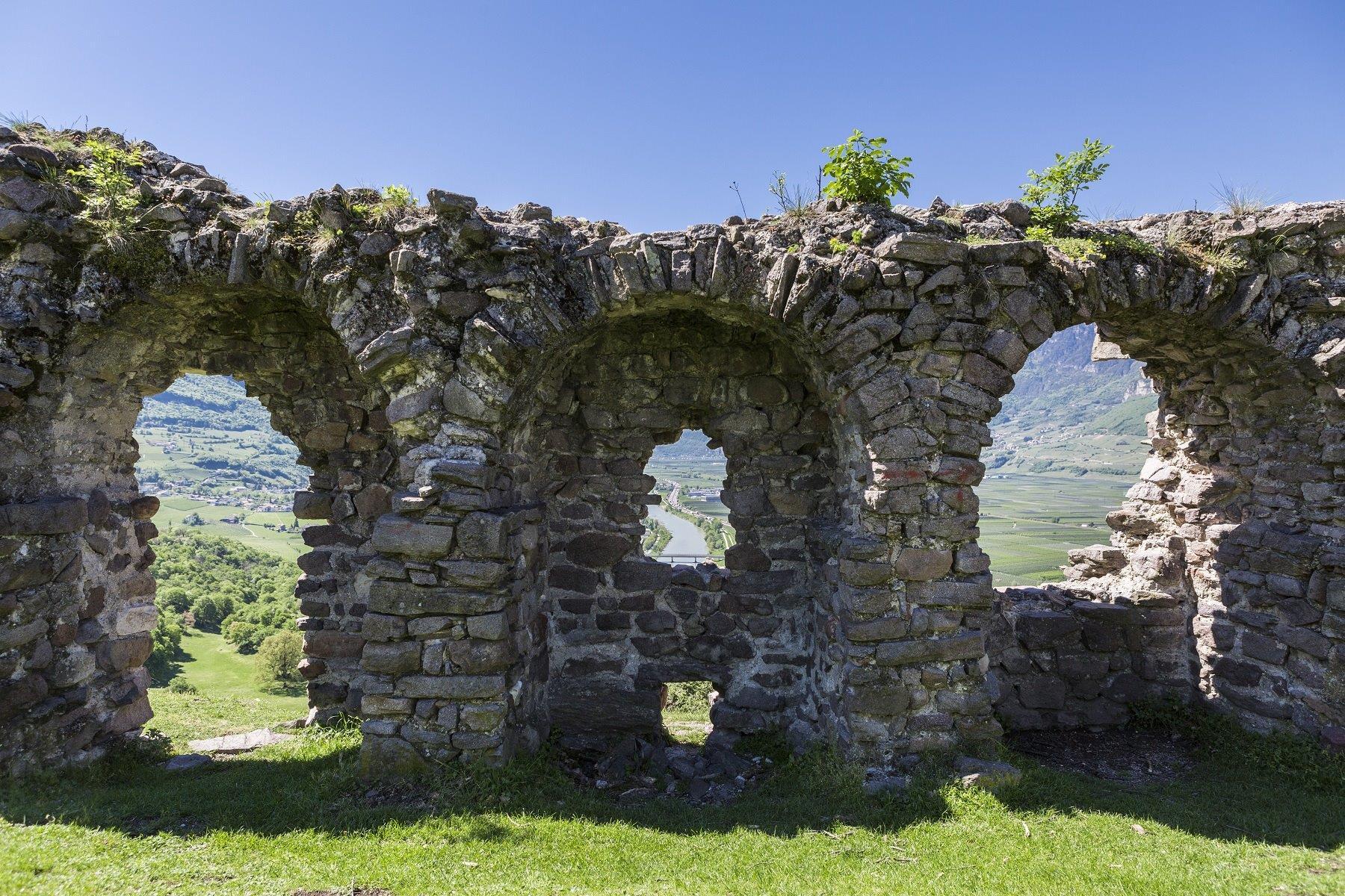 Genießertour zur Ruine Castelfeder