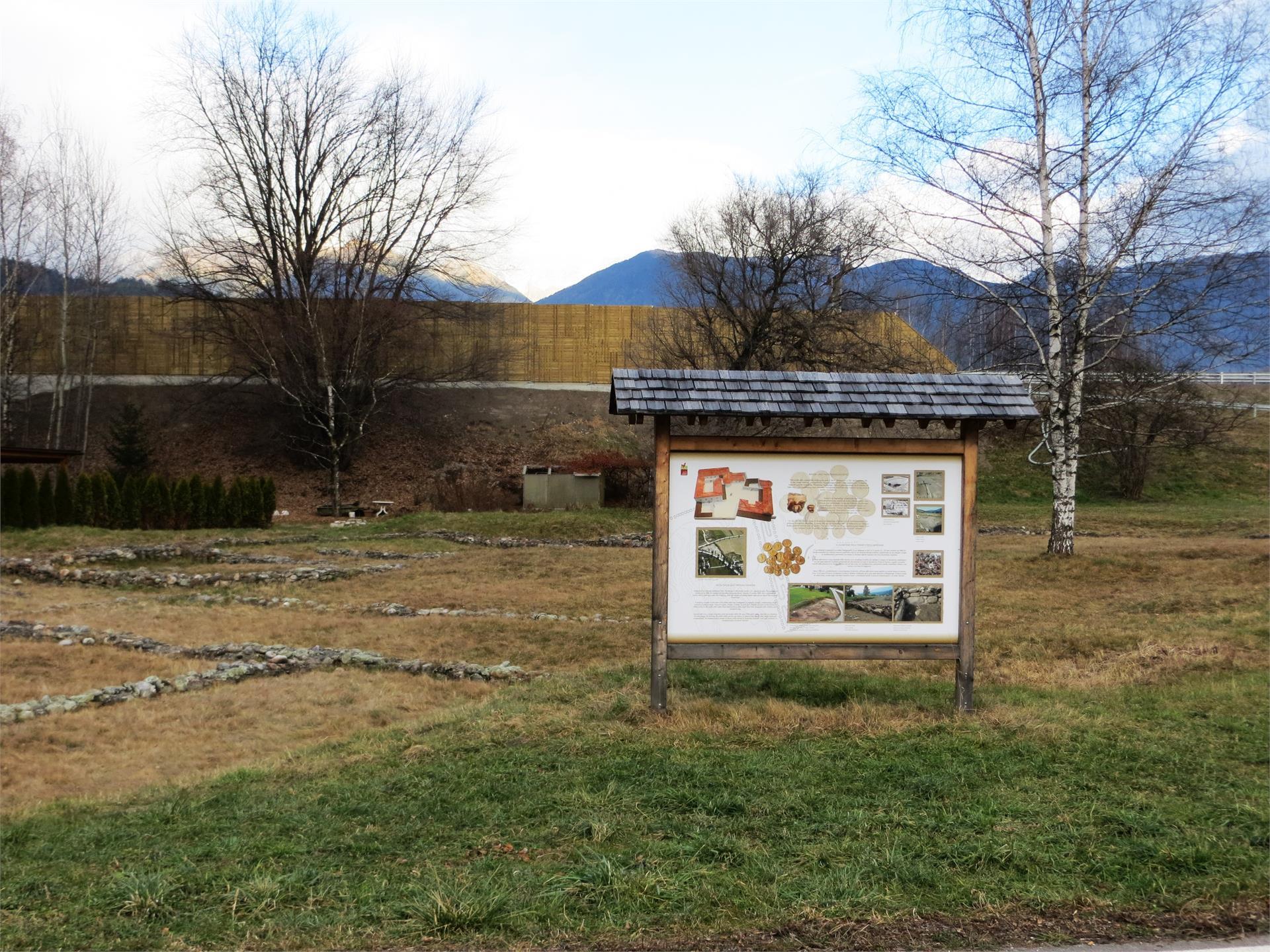 Scavi della stazione romana di Sebatum