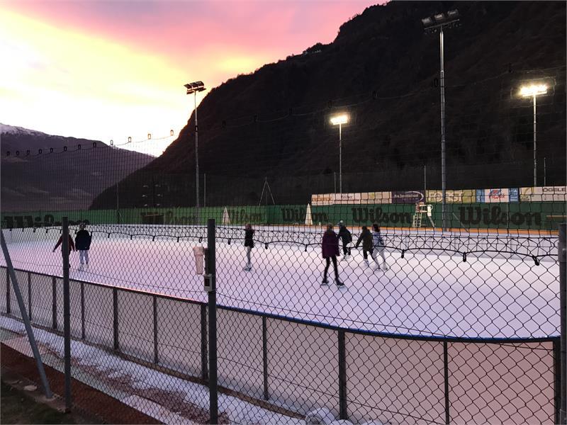 Eislaufen Partschins