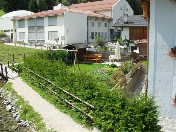 Saxlhof giardino