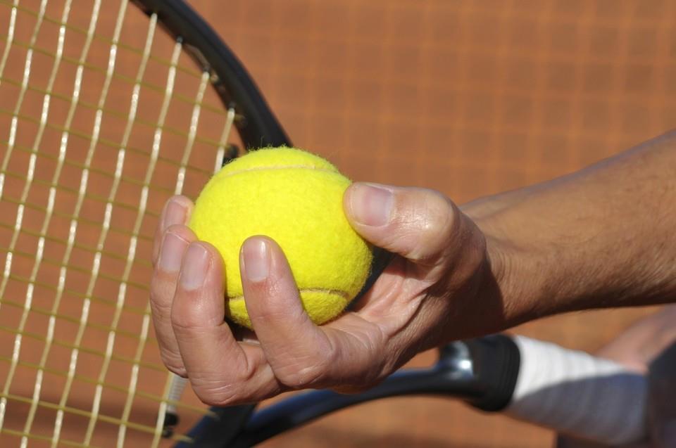 Tennis court facility in Scena/Schenna