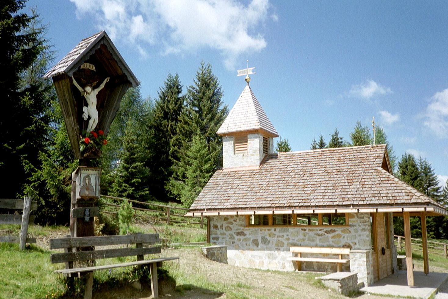Pianer Kreuz Kapelle