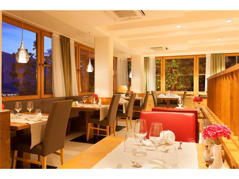 Sala da pranzo climatizzata