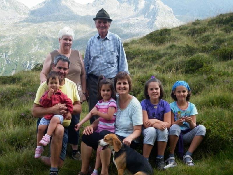 Family Haslinger