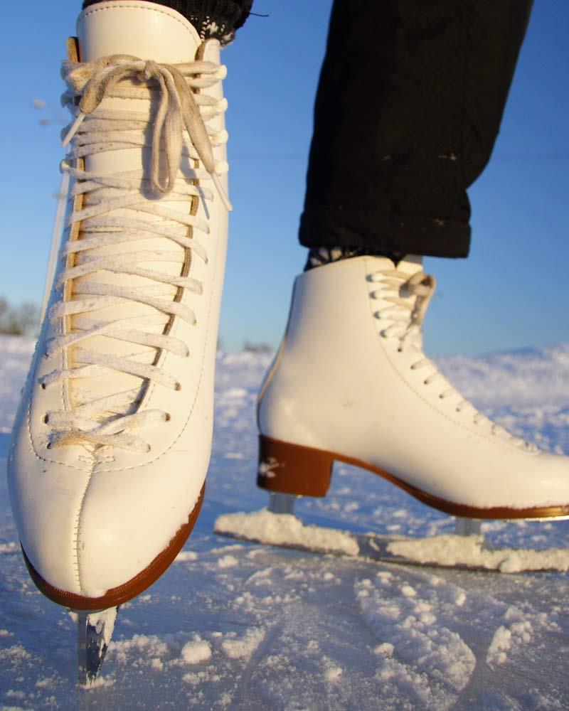 Ice skating Perca-Vila di Sotto