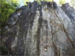 Kletterwand Garbe