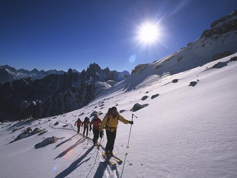Escursione scialpinistica - Monte Arnese
