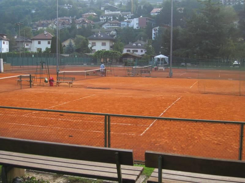 Tennis in Bressanone/Brixen