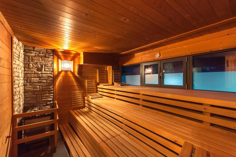Acquafun Sauna