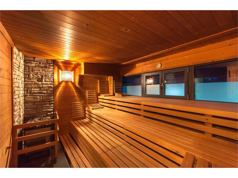 Alpin Erlebnisbad Acquafun Innichen Sauna