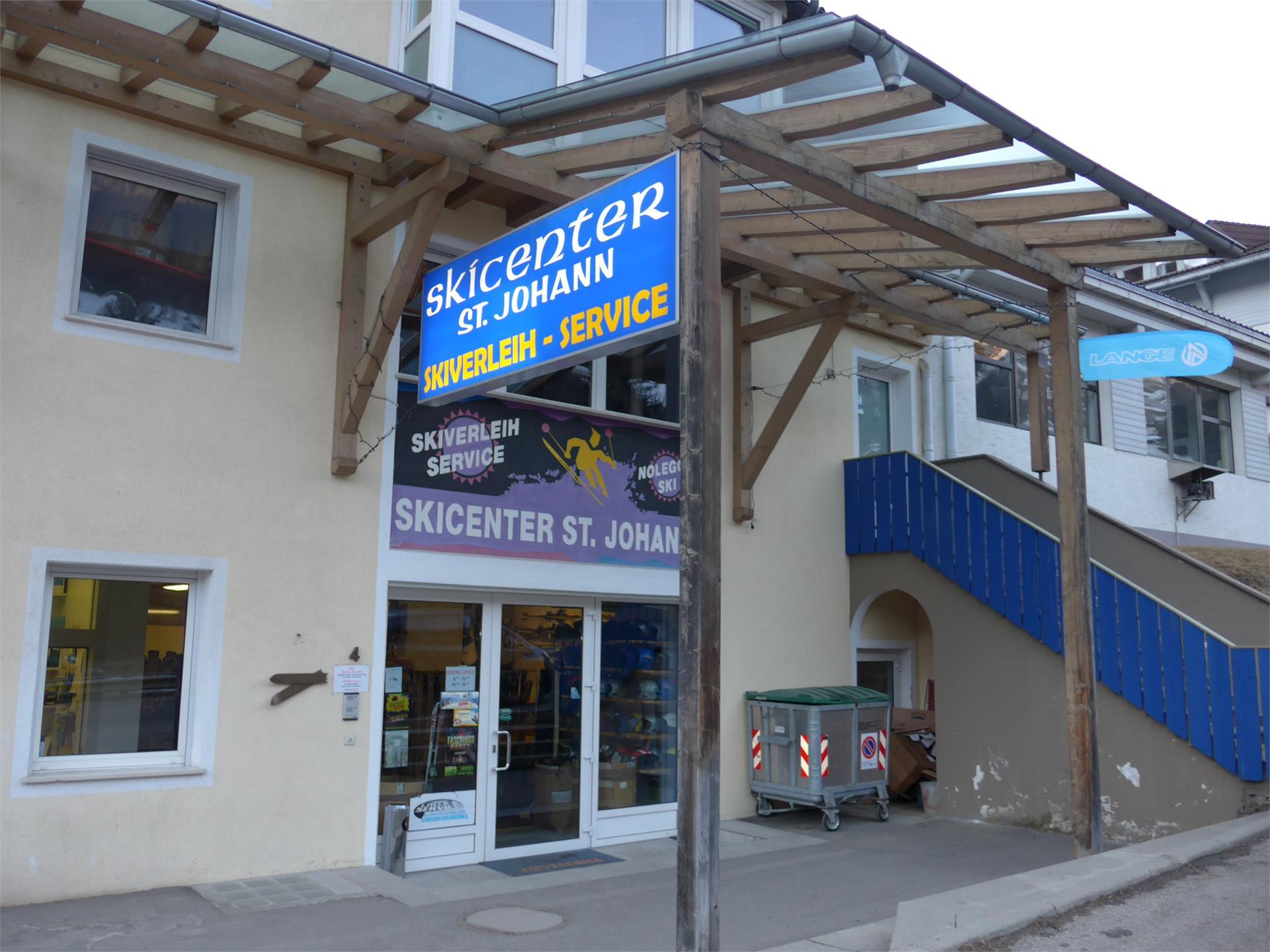 Skicenter - St. Johann