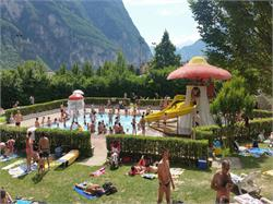 Open Air swimming pool Salorno/Salurn