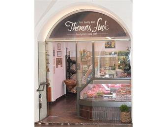 Butcher's shop Fink Thomas