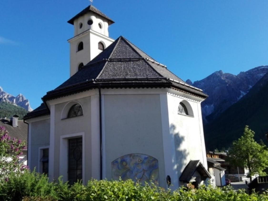 St. Josef Church in Moos