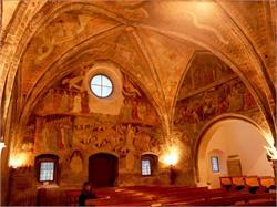 The Holy Ghost Hospital church