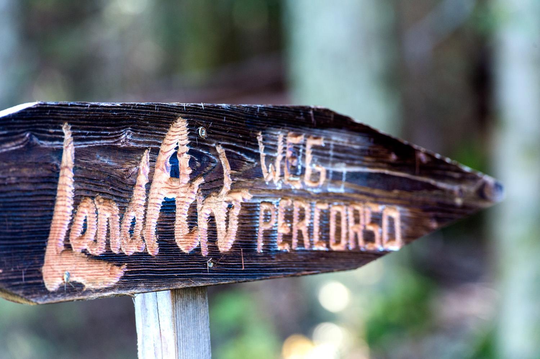 Escursione tematica Landart