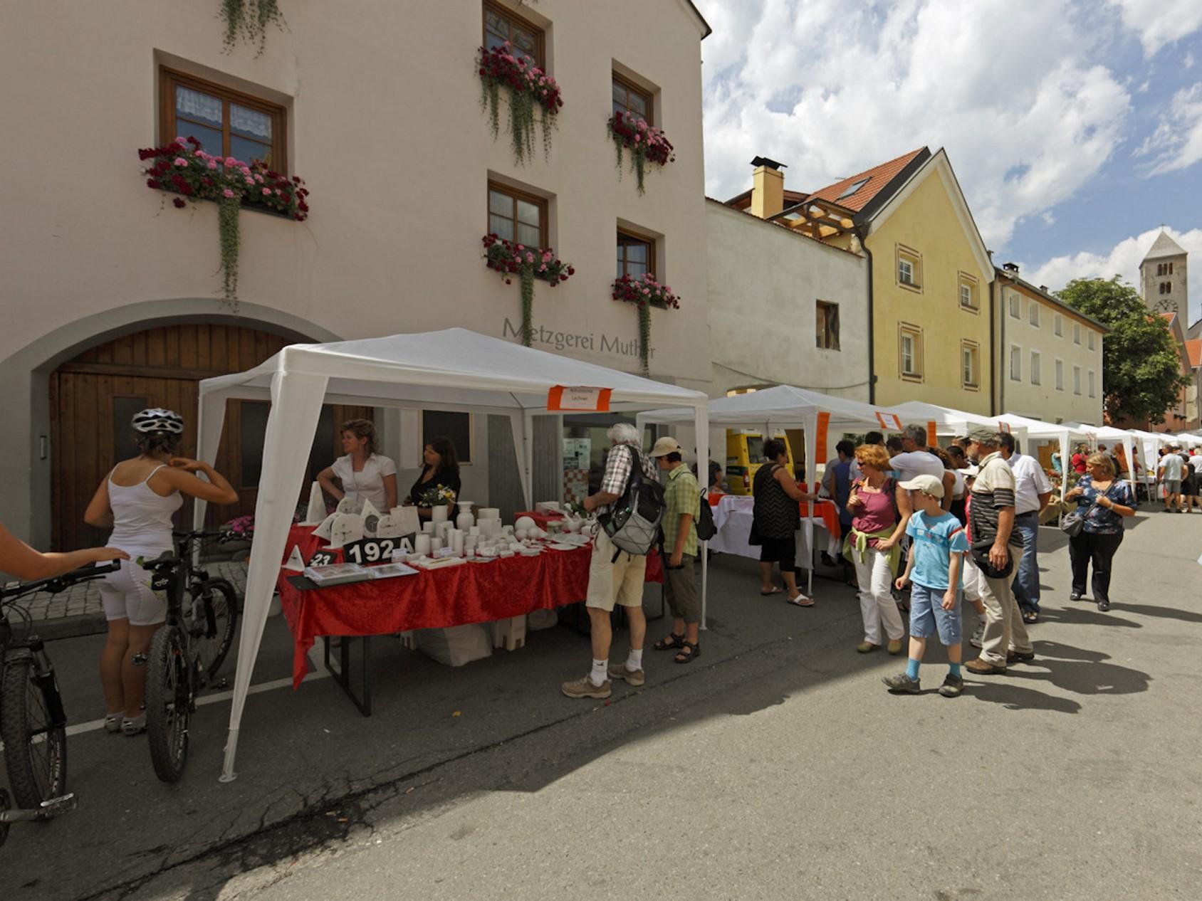 Genuss- und Kulturfest Marmor & Marillen