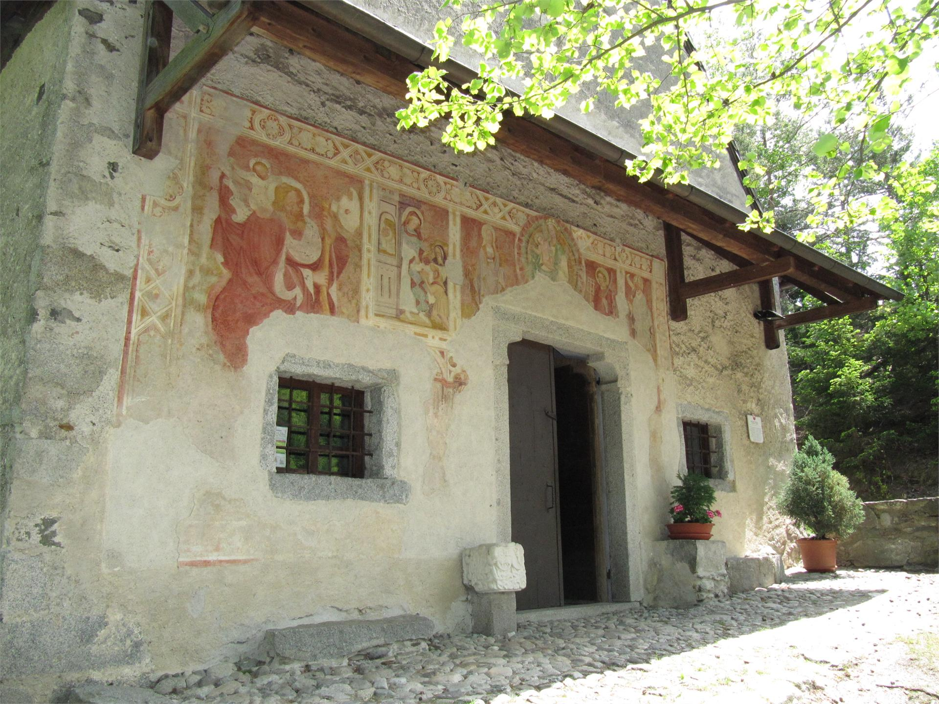 St. Cyrillus path
