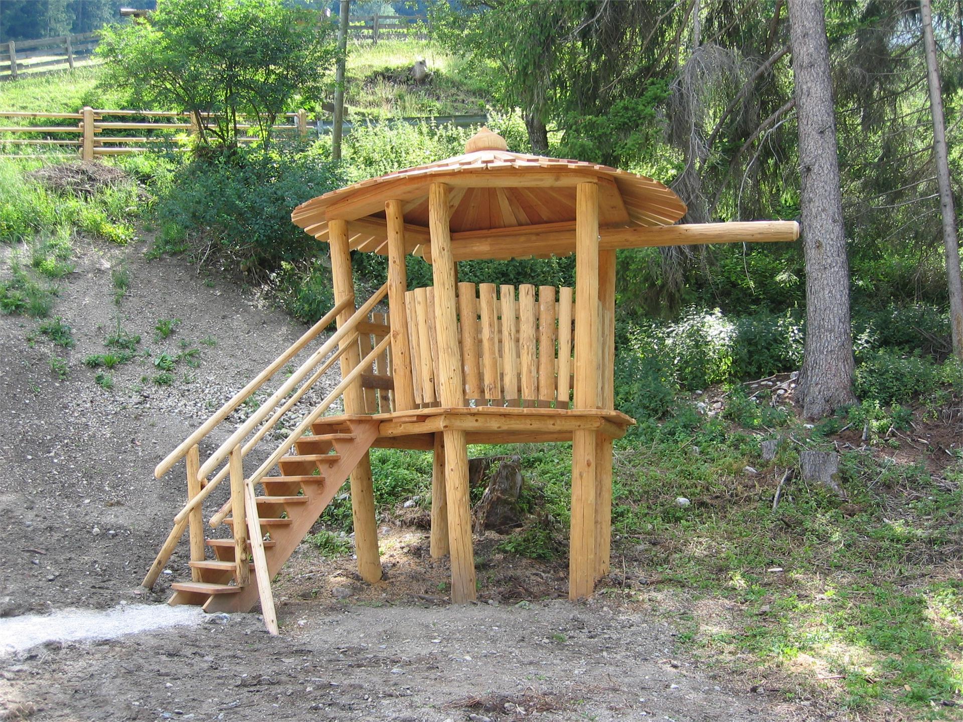 """Children's playground """"Untergasse"""""""