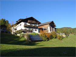 Zimmervermietung Wöserhof
